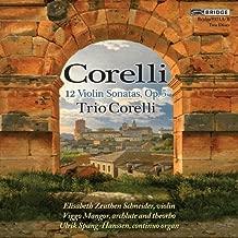 Corelli: 12 Violin Sonatas, Op.5