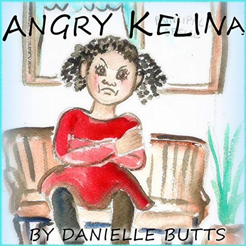 Angry Kelina audiobook cover art