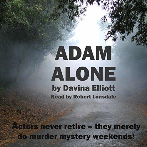 Adam Alone cover art