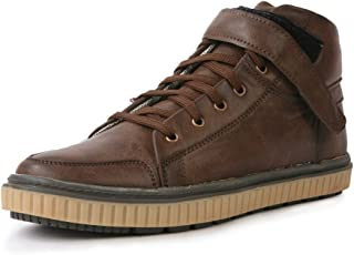 Bacca Bucci Men Brown PU Casual Shoes