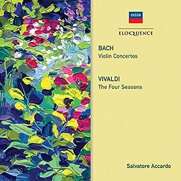 Bach: Violin Concertos / Vivaldi: The Four Seasons