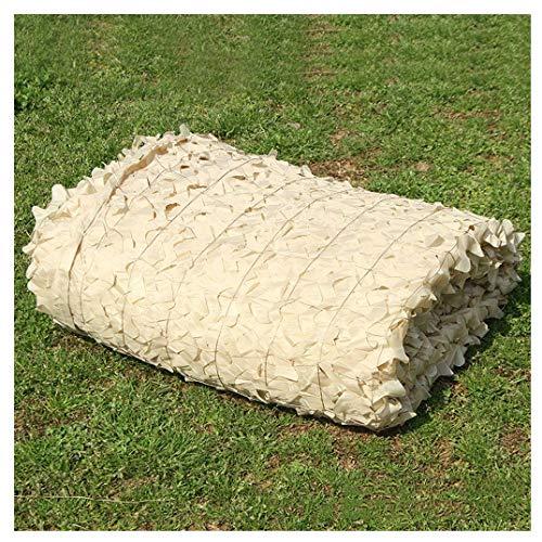 2m 3m 4m 5m Filet De Camouflage Beige Oxford Tissu Grand Filet Camo Chasse Tir Cacher Cacher Armure Filet Stores Pour Jardin Parasol Protection De La Vie Privée Terrasse Balcon Pergola Gazebo Refuge T