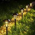 6-Pack Solpex Solar Pathway Waterproof LED Lights