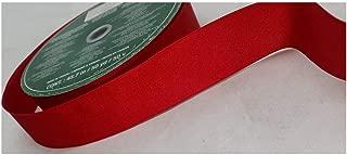 11//2 x 50 yard color tan gold Sheer organza ribbon wired