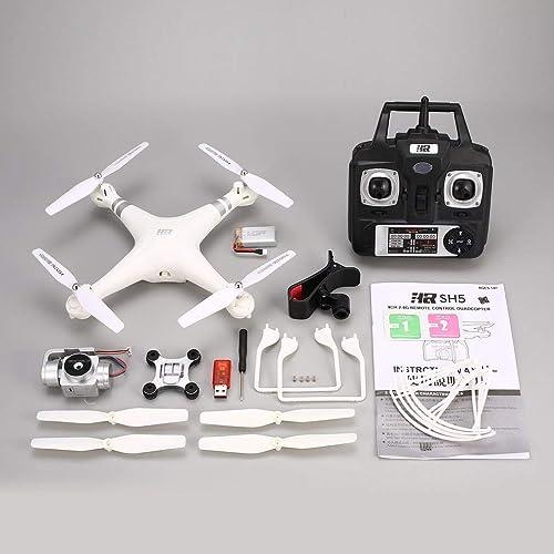 GreatWall SH5HD 720P Einstellbare HD WiFi Kamera FPV Drone RC Quadcopter Altitude Hold Weiß
