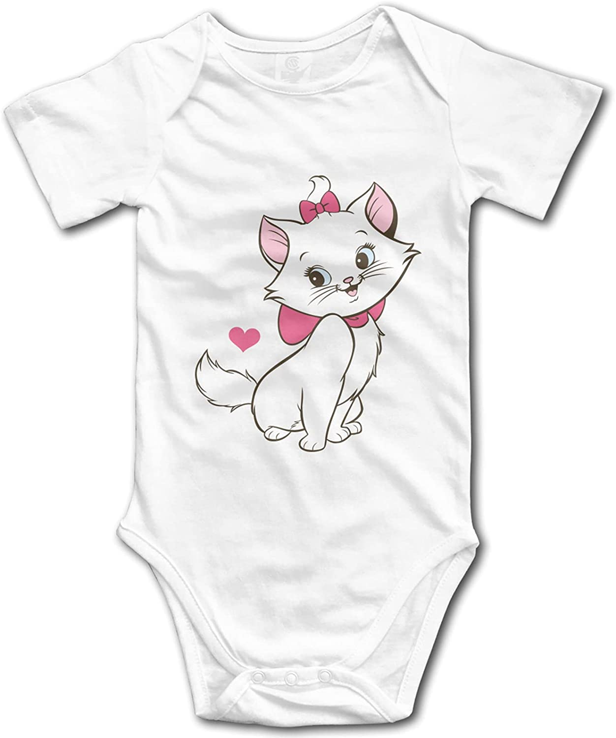 The Aristocats Infant Baby Girl 100% Cotto Clothes Boys quality warranty Bodysuit Brand Cheap Sale Venue