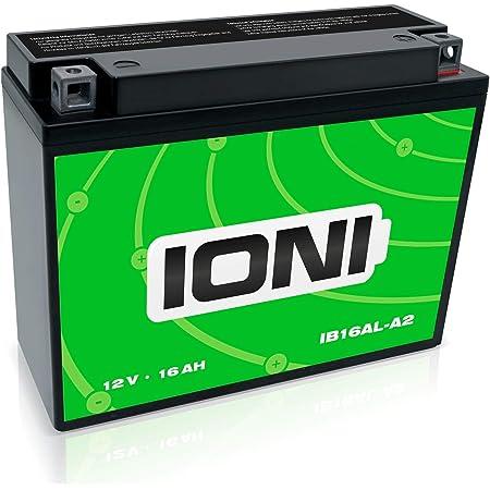 Nx Motorrad Batterie Yb16al A2 Nb16al A2 12v 16ah Auto