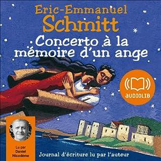 Couverture de Concerto à la mémoire d'un ange