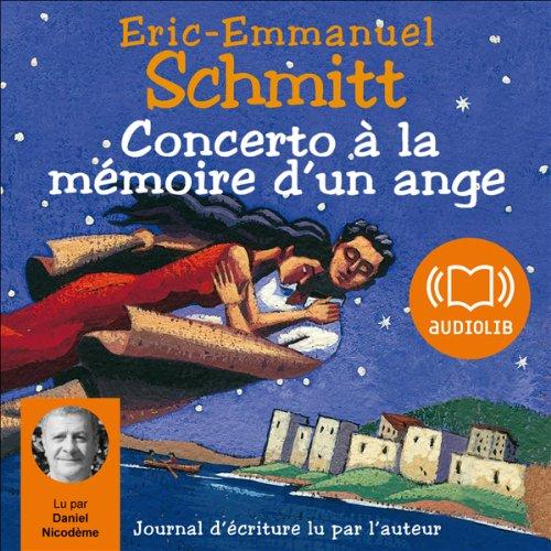 Concerto à la mémoire d'un ange audiobook cover art