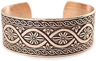 Wyo-Horse Jewelry Polished Shanti Cuff Fashion Bracelet from The Collection