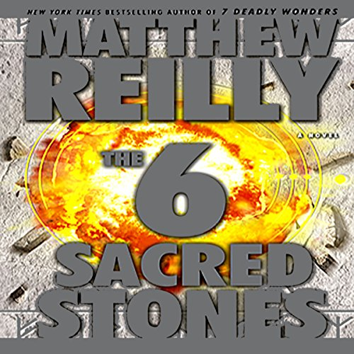 The 6 Sacred Stones  By  cover art