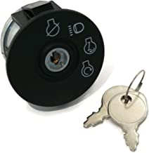 The ROP Shop Ignition Starter Switch & Keys for Ariens Gravely 01588300 15883 Zero Turn Mower