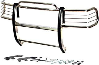 Hunter Premium Truck Accessories Stainless Steel Grille Guard Fits 94-01 Dodge Ram 1500/94-02 2500/3500