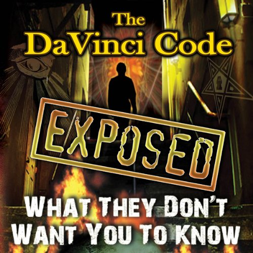 The Da Vinci Code Exposed audiobook cover art