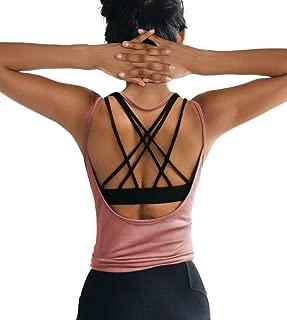 ZJCT Womens Short Sleeve T Shirts Round Neck Cotton Shirts Casual Tops Tees