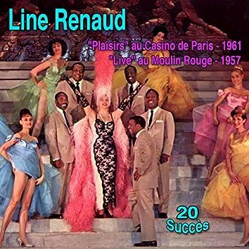Revues Casino de Paris et Moulin Rouge