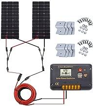 eco worthy solar panel installation