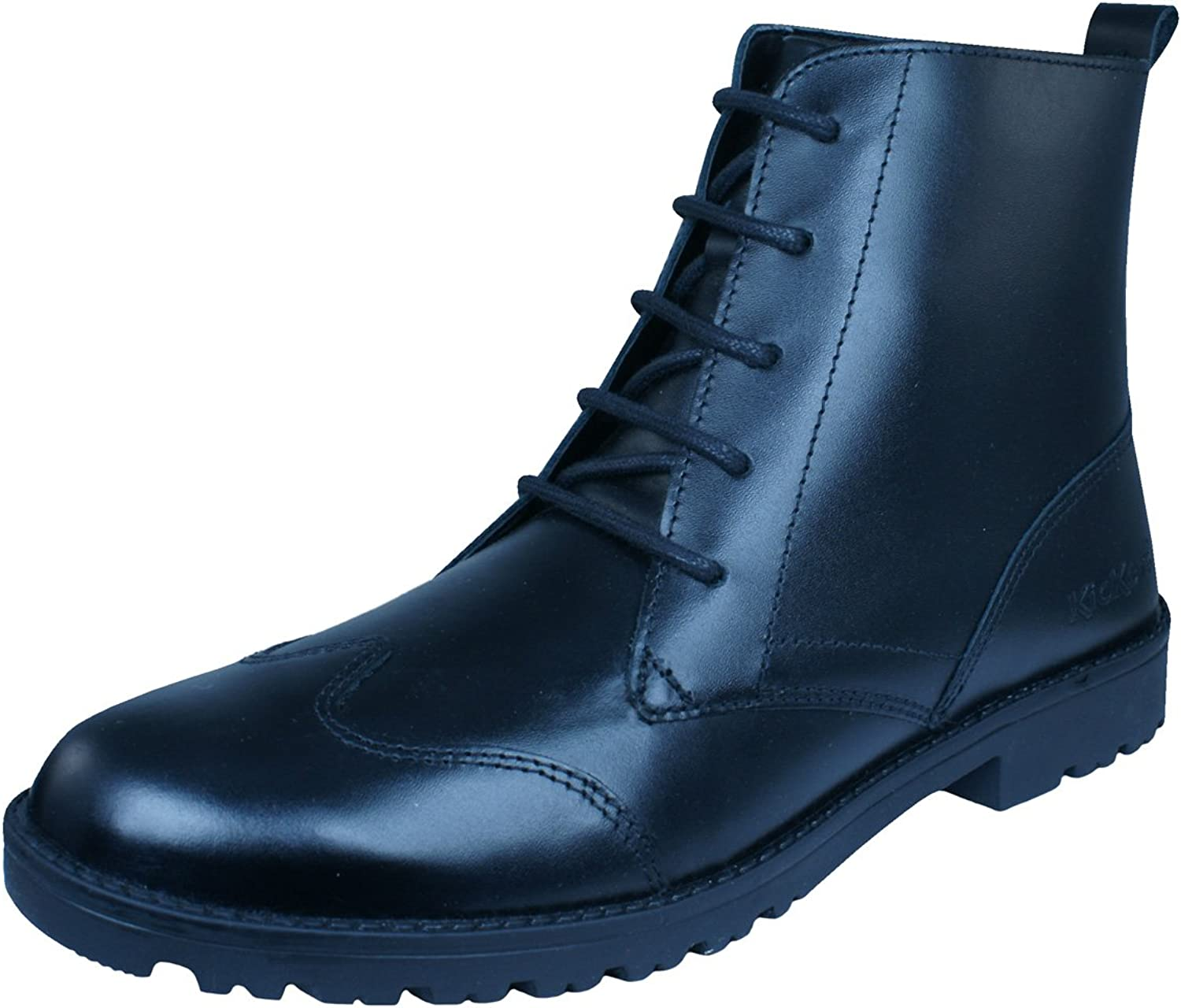 Kickers Lachly Hi Womens Leather Boots