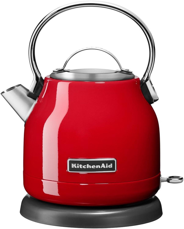 KitchenAid Wasserkocher Stella 5KEK1222EER, empire rot