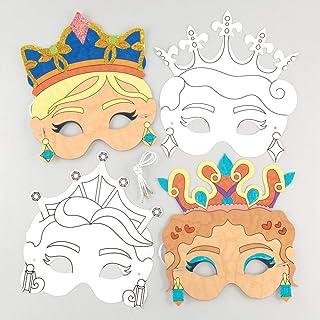 Amazon.es: mascara pintura - Máscaras para niños / Máscaras ...