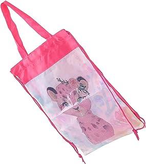 Polyester Bag, Lightweight Backpack Bag Handbag Home Storage Tool for Birthdays(AA801)