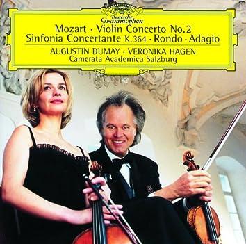 Mozart: Sinfonia concertante K. 364