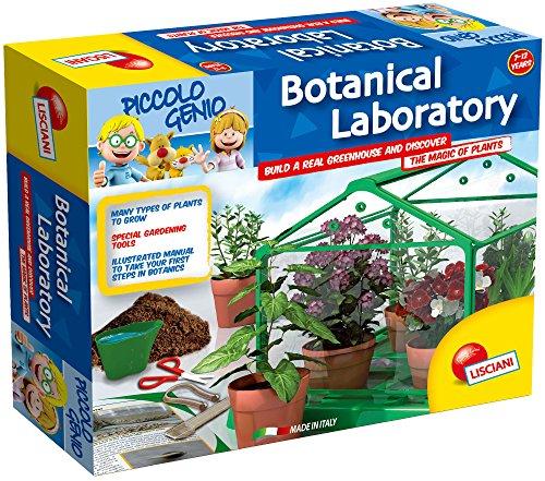 Lisciani E50178 I'm a Genius Botanical Laboratory, Multicolor