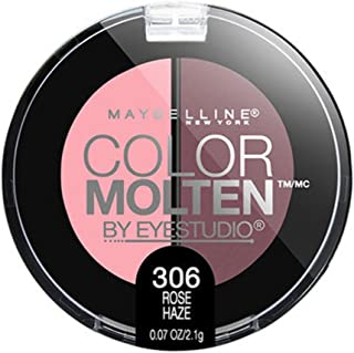 Maybelline New York Eye Studio Color Molten Cream Eye shadow, Rose Haze, 0.070 Ounce