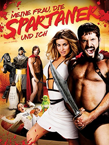 Meine Frau, die Spartaner und ich