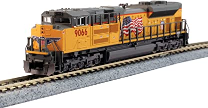 Kato N Scale SD70ACe Locomotive UP #9066 DCC Equipped