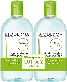 SEBIUM H2O 500ML LOT DE 2