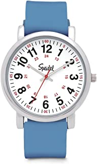 Original Scrub Watch - Medical Scrub Colors, Easy Read Dial, Second Hand, Water Resistant