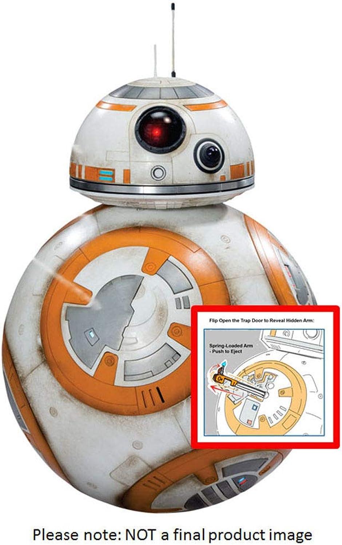 solo para ti MINICocheS Figura Figura Figura BB8Gigante 45cm Estrella Wars  ¡no ser extrañado!