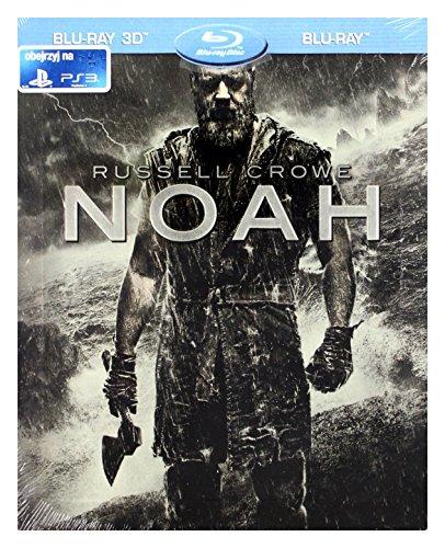 Noah Steelbook [Blu-Ray]+[Blu-Ray 3D] [Region B] (English audio. English subtitles)