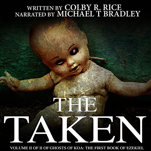 The Taken: Ghosts of Koa audiobook cover art