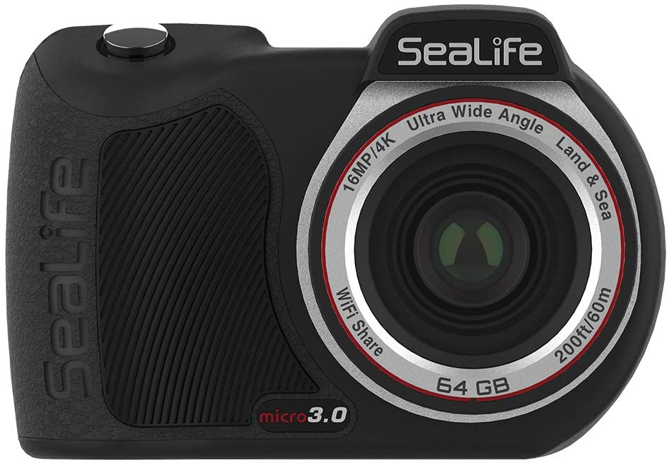 SeaLife Popular standard Micro 3.0 64GB 16mp for We OFFer at cheap prices Underwate Underwater Camera 4K