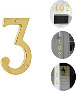 Best 3 inch house numbers Reviews