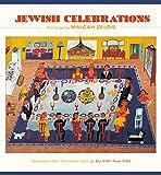 Jewish Celebrations: Paintings by Malcah Zeldis 2022 Wall Calendar