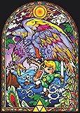 Pyramid America Zelda Wind Waker Window Video Game Gaming Cool Huge Large Giant Poster Art 36X54