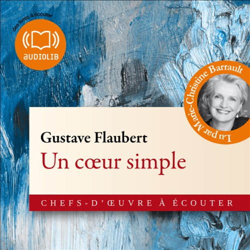 Un cœur simple audiobook cover art