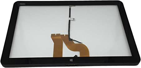for Dell XPS 18 (1810) Touch Screen Digitizer Glass & Bezel 18.4 V5WXJ XWFNR