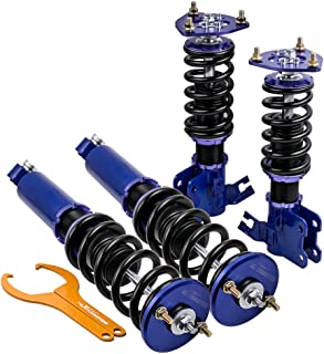 Coilovers for Nissan S13 180SX Sileighty 200SX 240SX 1989 1990 Suspension Struts Shock Absorbers Height Adjustable