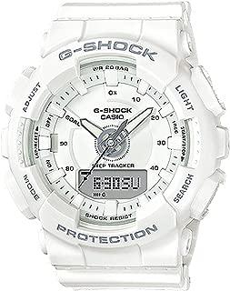 Unisex Watch White Resin G-Shock S Series GMAS130-7A