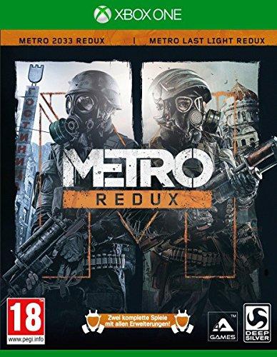 Metro: Redux [AT-PEGI] (Xbox ONE)