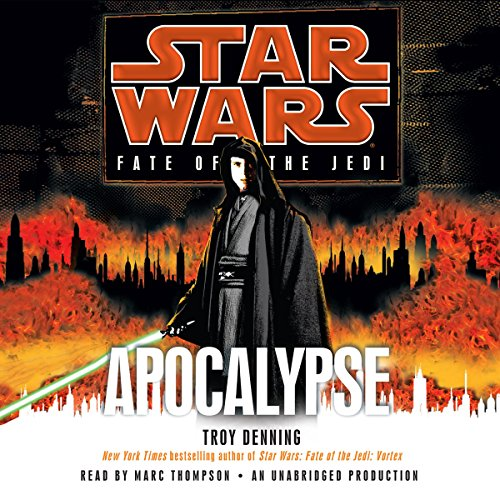 Apocalypse audiobook cover art