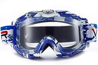 9fb291839a Outdoor Montar A Prueba De Viento Vidrios A Prueba De Polvo Moto Cross-Gafas  De