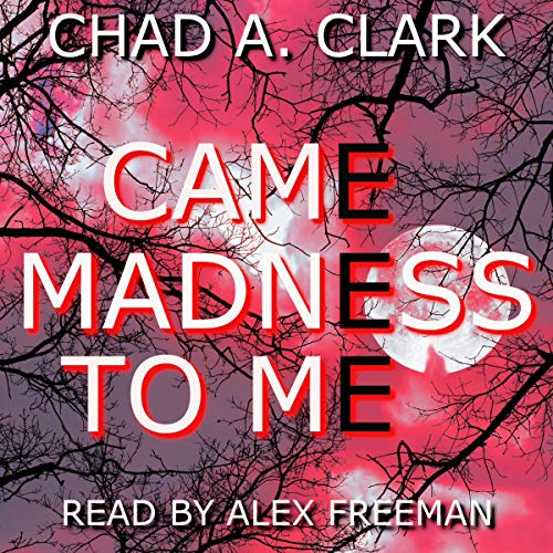 Came Madness to Me audiobook cover art