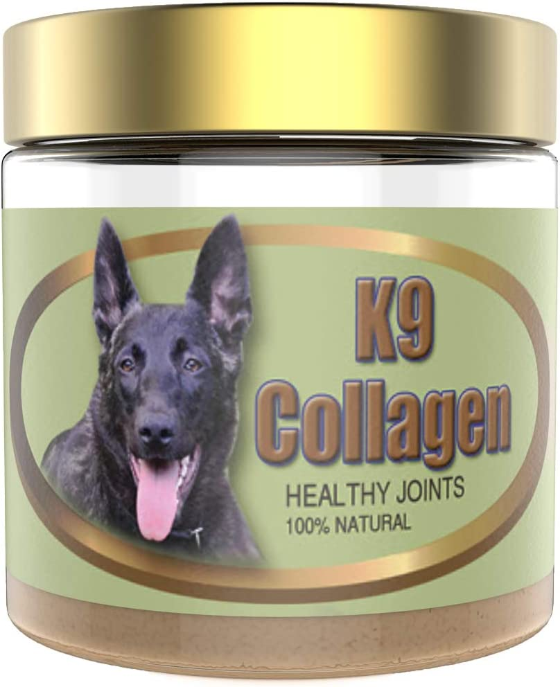 Purchase K9 Collagen Baltimore Mall Hip Joint Supplement for Fish Powd Dogs -