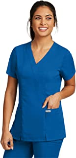 Grey's Anatony Womens Scrubs, New Royal 2x