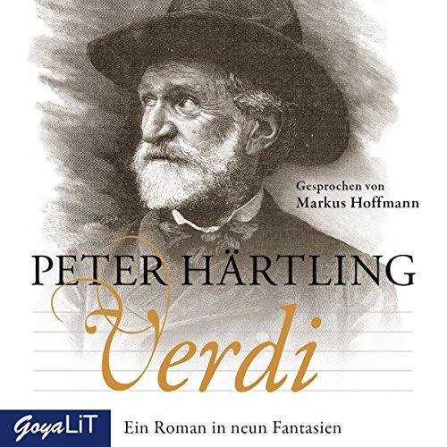 Verdi: Ein Roman in neun Fantasien Titelbild